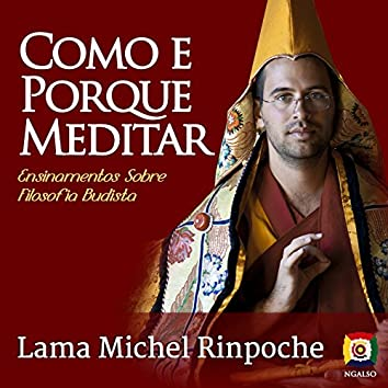 Como e por Que Meditar (Ensinamentos Sobre Filosofia Budista-NgalSo Budismo Ocidental)