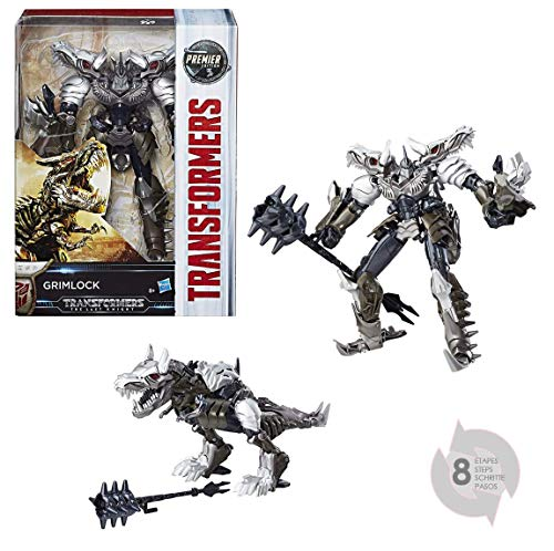 Transformers le dernier chevalier Premier Edition Deluxe Class AUTOBOT sqweeks Hasbro