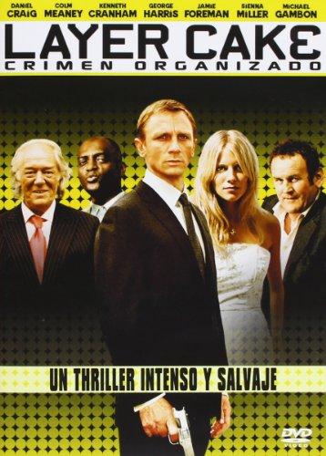 Crimen Organizado [DVD]