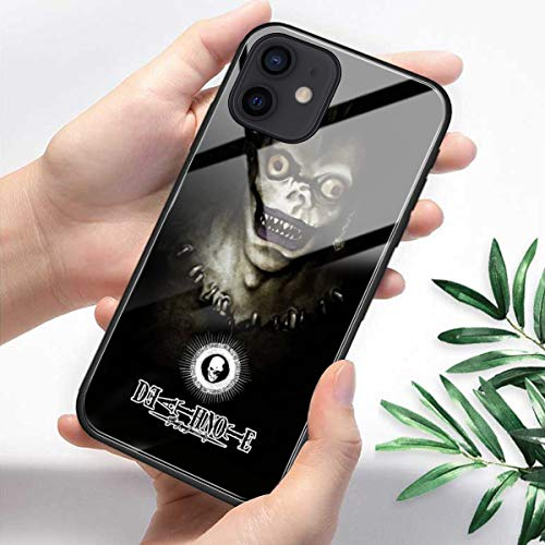 FUTURECASE Carcasa de cristal templado para iPhone 6 6S 7 8 Plus...
