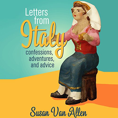 Letters from Italy audiobook cover art
