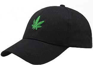 weed dad hat