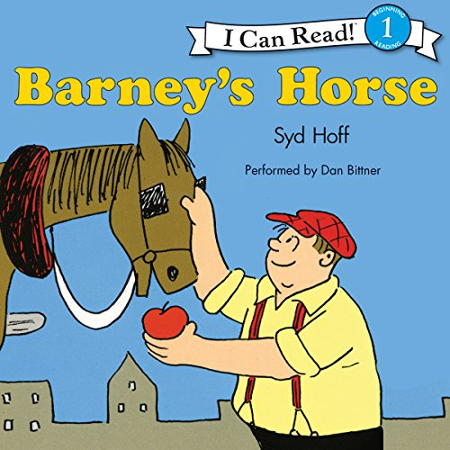 Barney's Horse audiobook cover art