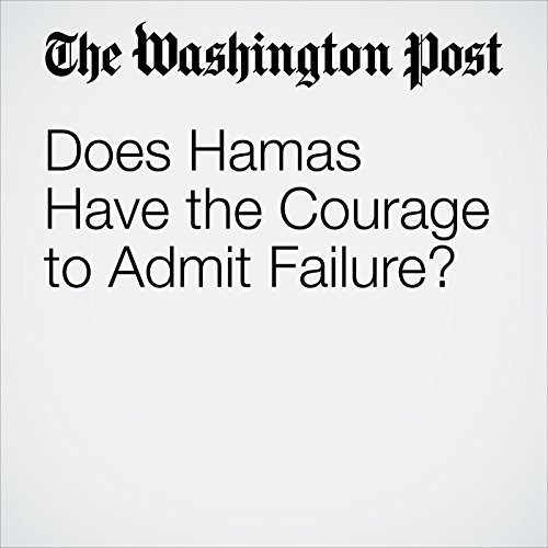 Does Hamas Have the Courage to Admit Failure? copertina
