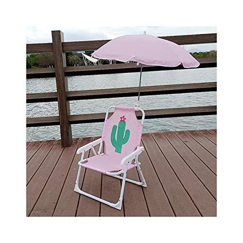 DTKJ Silla de playa para niños, silla plegable portátil al aire libre,...