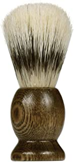 NszzJixo9 ZY Pure Badger Hair Shaving Brush Wood Handle Best Shave Barber The Densely Filled Brush head Ideal Holding And Distributing Lather And Will Soften (brown)