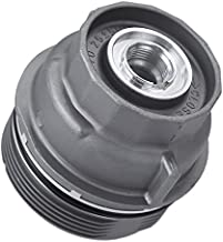 15620-31060 Oil Filter Cap Assembly Compatible with Lexus Replacement for Toyota