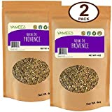 Yamees Herbs De Provence – De Provence Herb – Herbs De Provence Seasoning – Herbes De Provence – Bulk Spices - 2 Pack of 4 Ounce Bag