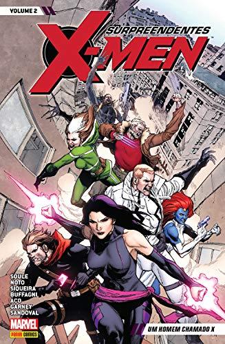 Surpreendentes X-Men v. 2