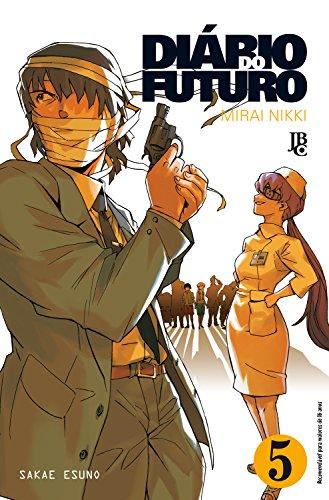 Diário do Futuro. Mirai Nikki - Volume 5