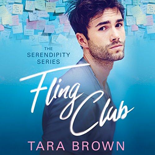 Fling Club audiobook cover art