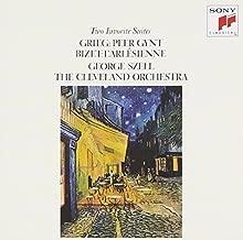 Grieg: Peer Gynt / Bizet: L'arlesienn