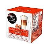 NESCAFÉ Dolce Gusto Latte Macchiato Caramel   Cápsulas de Café - 16 cápsulas de café