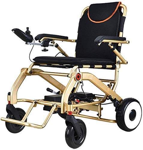 qazxsw Self-Propelled Wheelchair Wheelchairs Lightweight Wheelchair Fast Folding Wheelchairs Durable Safe and Easy to Take Wheelchairs