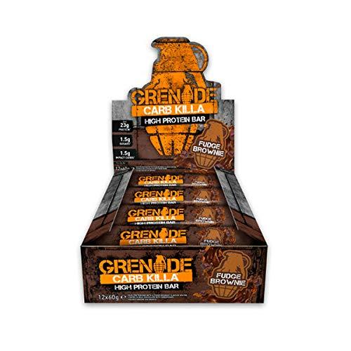 Grenade Carb Killa - 12 Barritas x 60 gr White Chocolate Salted Peanut