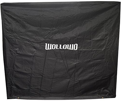 Wollowo - Abdeckplane für Tischtennis-/Ping Pong-Platten - Für drinnen & draußen -...