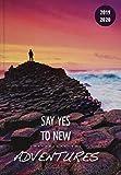 Collegetimer Travel 2019/2020 - Abenteuer - Schülerkalender A5 (15 x 21) - Weekly - 224 Seiten - Terminplaner