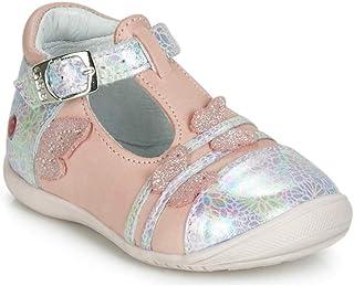 e4e92af4c1845 GBB MERTONE Ballerines Babies Filles Rose Ballerines Babies