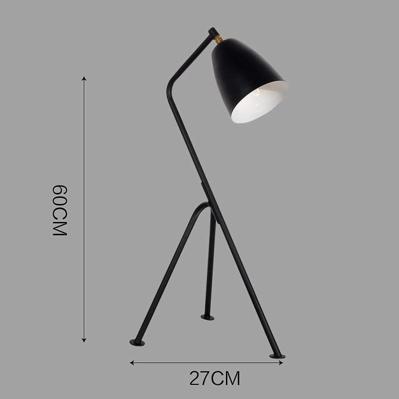 AME Moderne Moderne Moderne minimalistische Mode American Style Schmiedeeisen Lampe Studie Schlafzimmer Sofa Nachttischlampe B07JF3RLVD     | Perfekte Verarbeitung  46c4f9