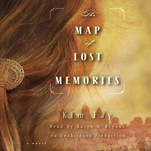 The Map of Lost Memories audiobook cover art