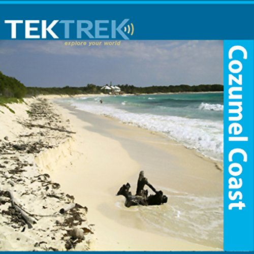 Cozumel Coast audiobook cover art