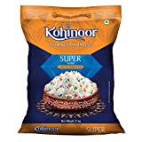 Kohinoor Super Silver Authentic Basmati Rice, 5 Kg Pack