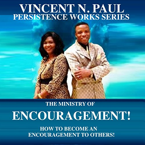 The Ministry Of Encouragement! audiobook cover art