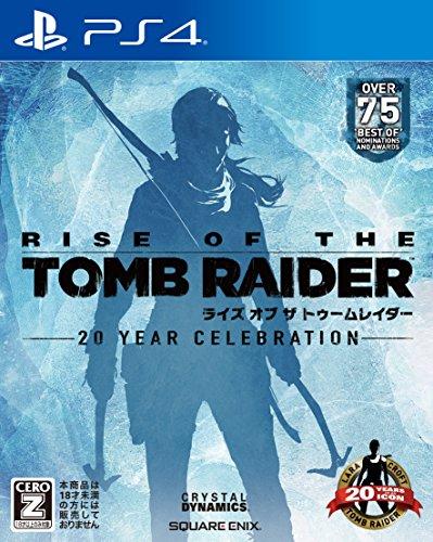 ライズ オブ ザ トゥームレイダー 【CEROレーティング「Z」】 - PS4