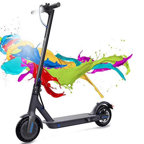 Hoverboards Electric Scooter, Electric Scooter for Adults 8.5 inch Dual 350w...