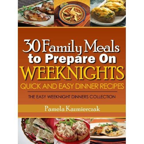 Easy Recipes Dinner: Amazon com