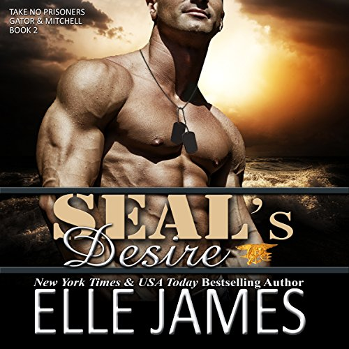 SEAL's Desire audiobook cover art