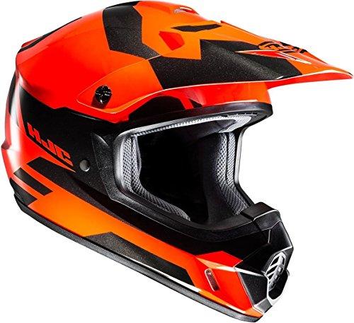 HJC CS-MX II - PICTOR / MC6H - Crosshelm/Endurohelm/Motorradhelm, GröàŸe:XL