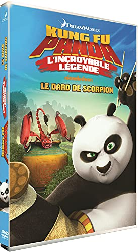 Kung Fu Panda-l'incroyable légende-Vol. 2 : Le dard de Scorpion