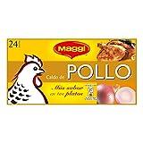 Maggi Caldo de pollo deshidratado - Paquete de 24 x 10.50 gr - Total: 252 gr