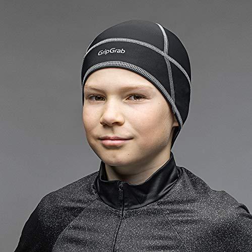 GripGrab Leichte Winter Radsport Unterhelm Mütze, Herren, Damen und Kinder - 3