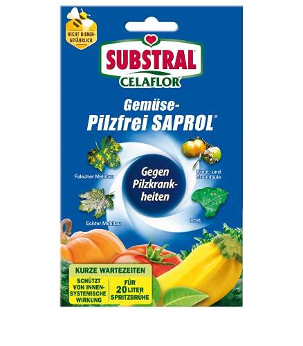 Celaflor Gemüse Pilzfrei Saprol, 4 x 4 ml
