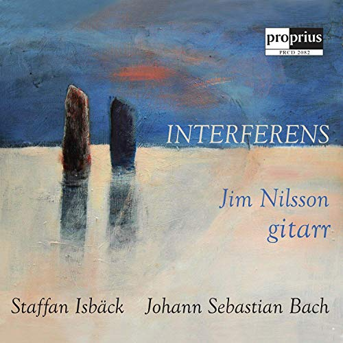 Isback; Bach:Interferens [Jim Nilsson] [Proprius: PRCD2082]