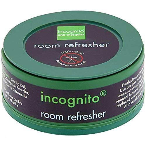 Incognito anti-muggen - kamer verfrisser - kamer insectenwerend