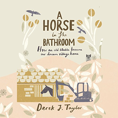 A Horse in the Bathroom audiobook cover art