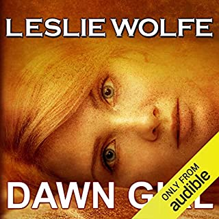 Dawn Girl audiobook cover art