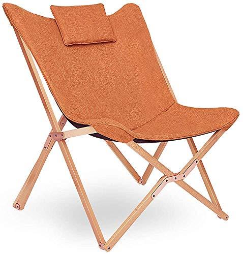Faltbare Reclinersofa Liege Sessel moderner Komfort, eine Gartenterrasse für Camping, Kissen herausnehmbaren...