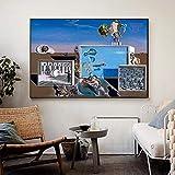 AQgyuh Puzzle 1000 Piezas Cuadros de Arte de Pintura Divertidos iluminados Puzzle 1000 Piezas clementoni Gran Ocio vacacional, Juegos interactivos familiares50x75cm(20x30inch)