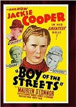 Boy of the Streets by Maureen O'Connor, Kathleen Burke, Robert Emmett O'Connor, Marjorie Main Jackie Cooper