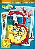 SpongeBob Schwammkopf - Die komplette dritte Season [3 DVDs]