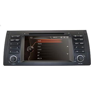 Audio Faisceau faisceau HIFI AUDIO DSP BMW 5er e39 défectueux