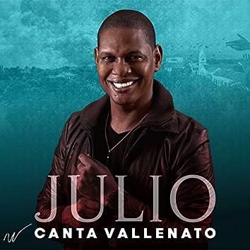 Julio Canta Vallenato