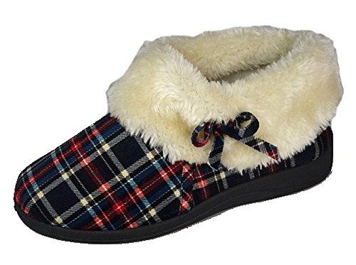 Dunlop Zapatillas de Casa, Talla 38
