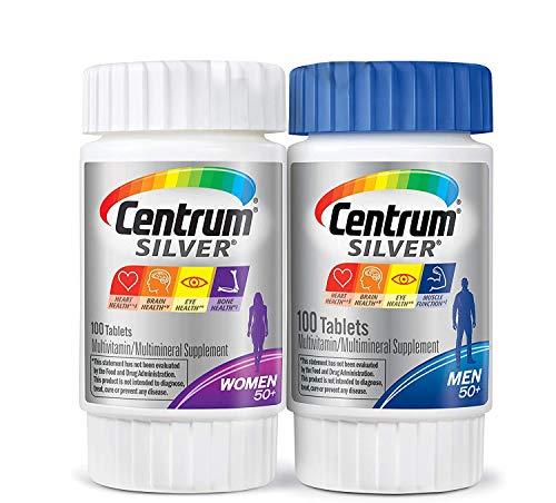 Centrum Silver Multivitamins for Me…