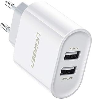 Auto//KFZ Ladeger/ät mit Kabel 1M f/ür Phone 8//8 Plus//7//7 Plus//6//6S//6S Plus//5//5S//5C//X//XR//XS,Pad mini//air
