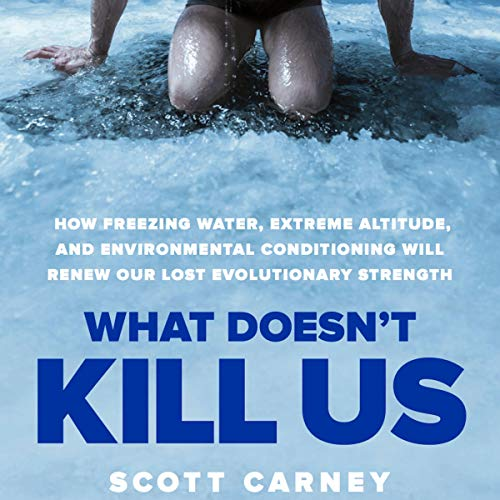What Doesn't Kill Us audiobook cover art